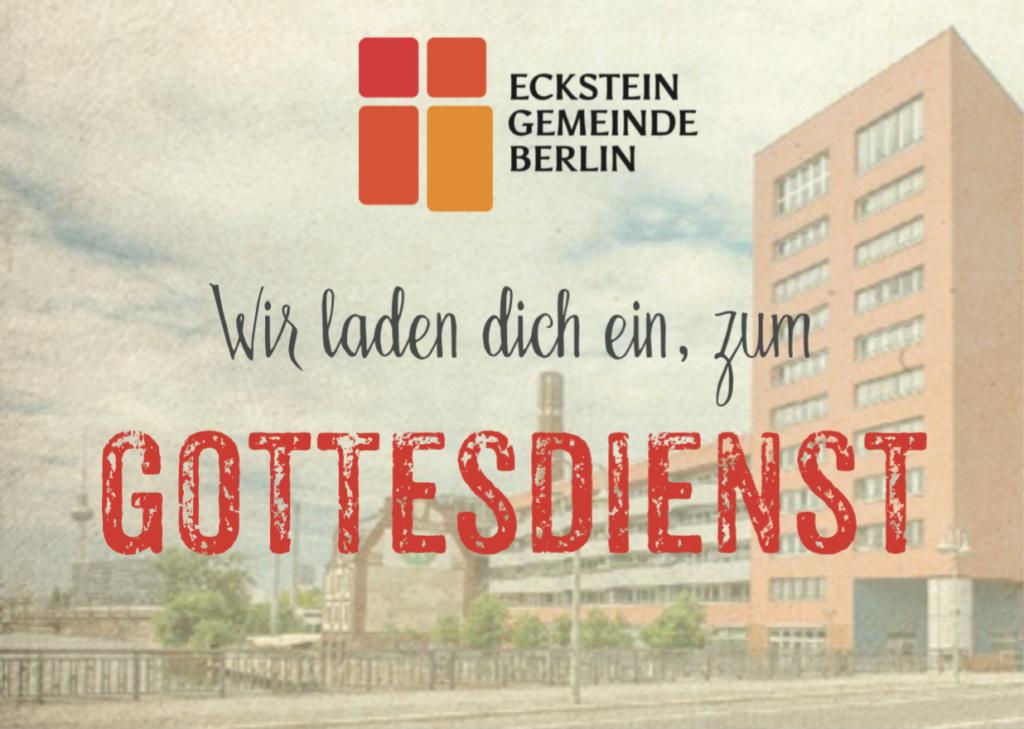 Eckstein Gemeinde Berlin