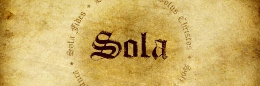 Predigt: Soli Deo Gloria – Allein Gott die Ehre
